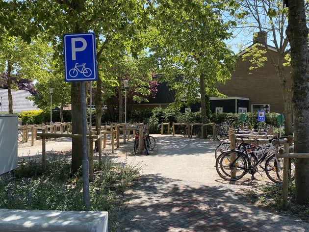 Fietsparking_Domburg