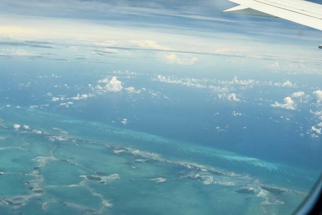 florida-keys-vanuit-vliegtuig