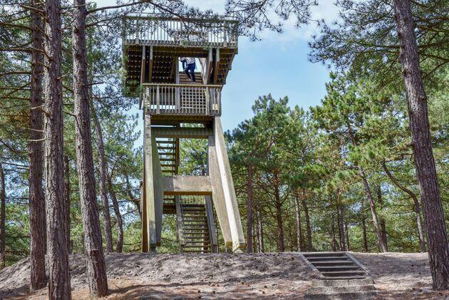 fonteinsnol-uitkijktoren