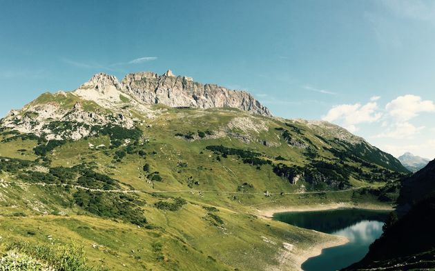 Formarinsee-rote-wand