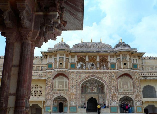 fort_ajmer_jaipur