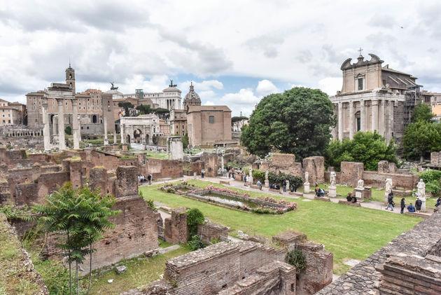 forum-romanum-rome