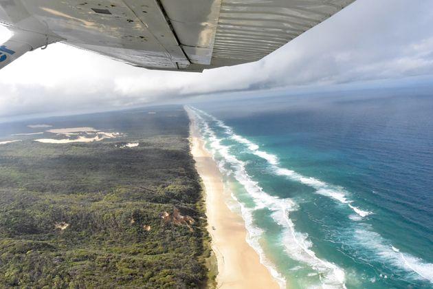 Fraser-Island-75-Mile-Beach