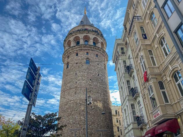Galatatoren-istanbul