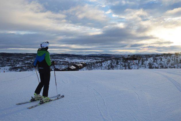 geilo-sunrise-ski