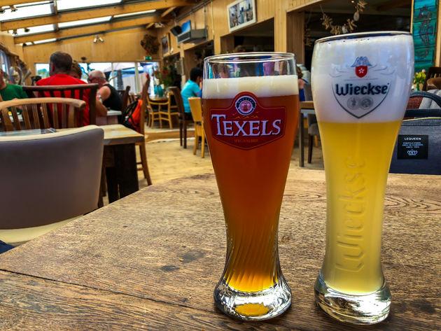 Genieten-bier-texel