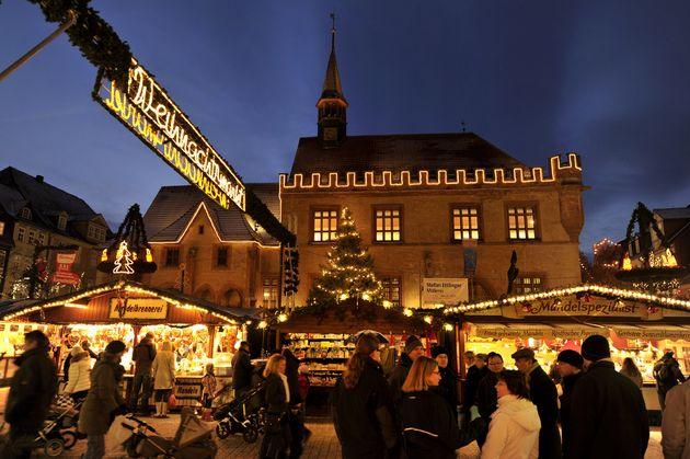 Göttingen_Weihnachtsmarkt