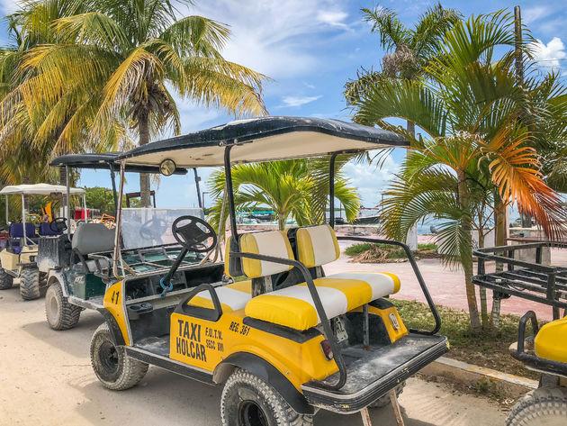 golfkarretjes-isla-holbox