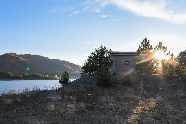 griekenland-aoos-lake