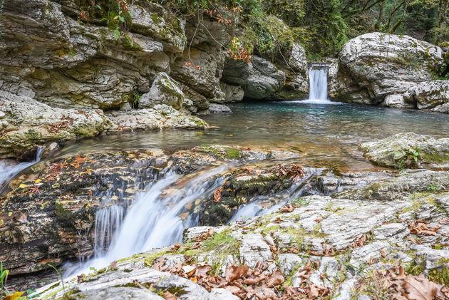 griekenland-waterval