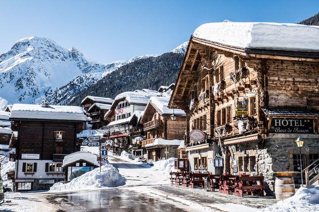 grimentz-zwitserland