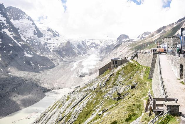 grossglockner-gletsjer
