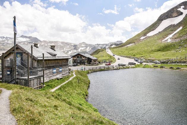 Grossglockner-Hochalpenstrasse-meer