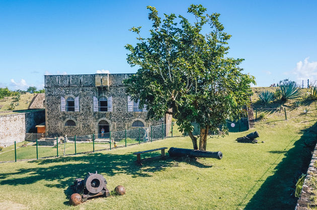 guadeloupe-fort-napoleon
