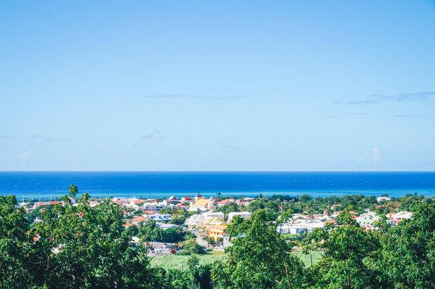 guadeloupe-foto-dorpje