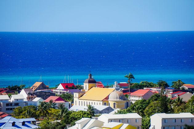 guadeloupe-kleurrijk-stadje