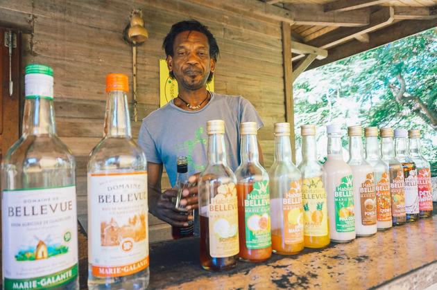 guadeloupe-rum-proeven