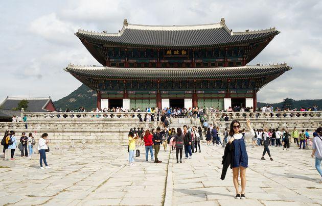 Gyeongbokgung-seoul