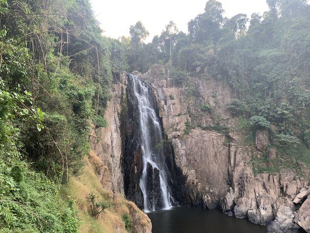Haew Narok waterval Khao Yai