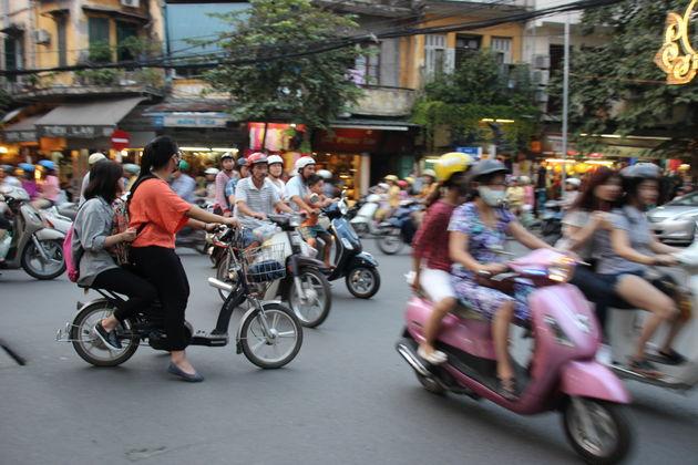 hanoi-verkeer