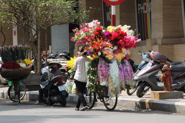 hanoi_verkoper_bloemen