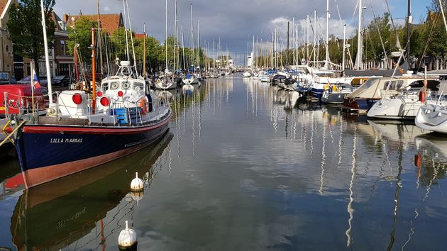 Harlingen_Lilla_Marras_haven