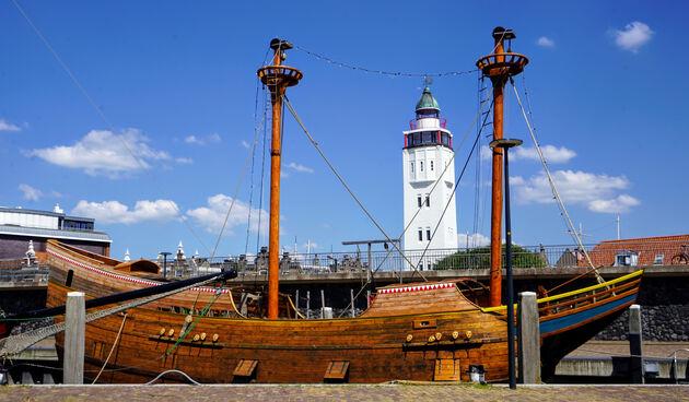 Haven_Harlingen_Friesland