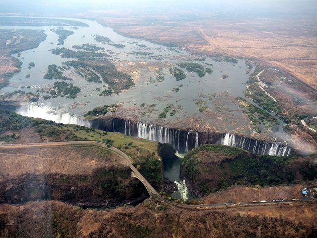 Helikoptervlucht Victoria Falls (4)