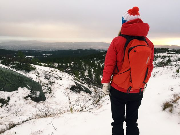 hiken-bymarka