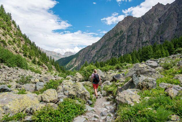 hiken-franse-alpen