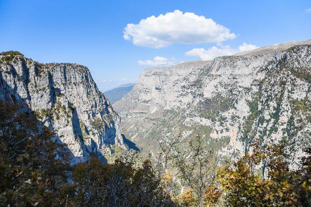 hiken-griekenland-vikos-kloof