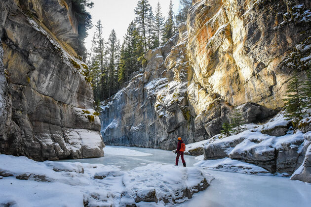 hiken-maligne-canyon