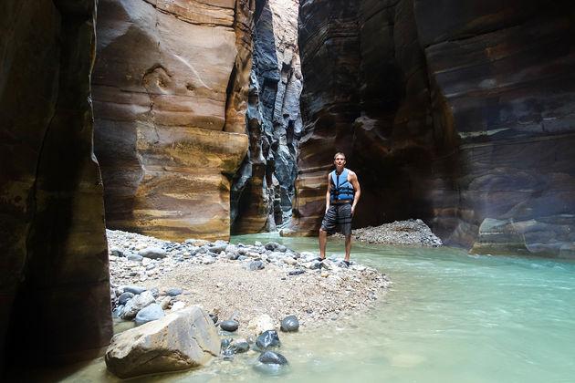 hiken-Wadi-Mujib