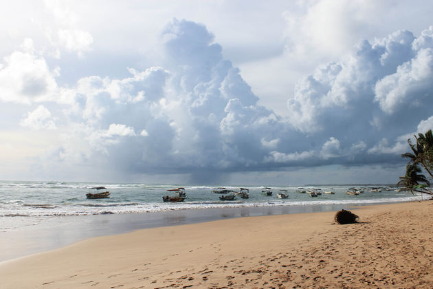 Hikkaduwa-beach