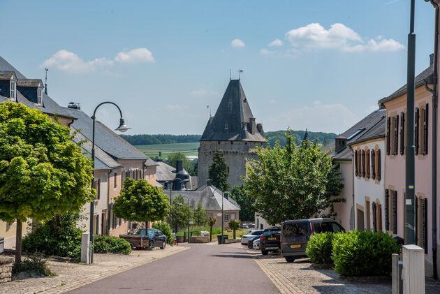 Hollenfels-luxemburg