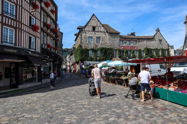 Honfleur-binnenstad