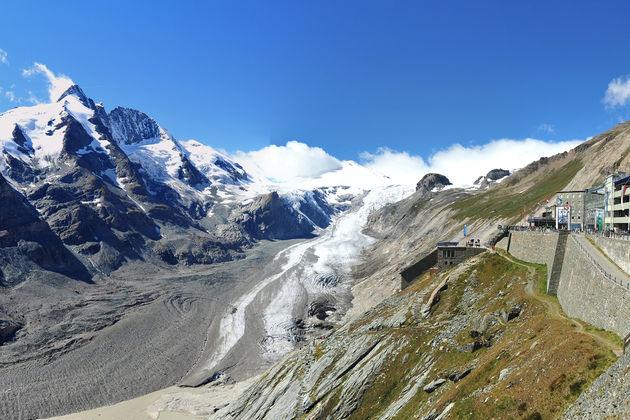 hoogste-punt-grossglockner-hochalpenstrasse