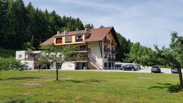 Hotel L'Etang du Moulin in Bonnetage