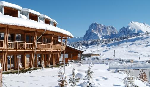 Designhotel seiser alm urthaler in skioord volledig for Designhotel 21