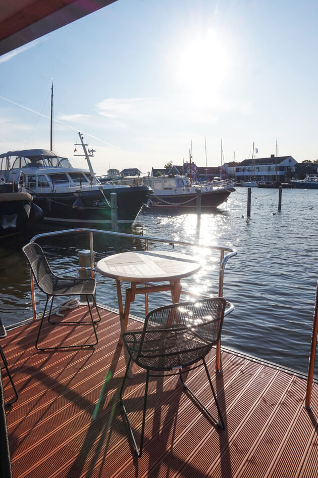 houseboat-friesland