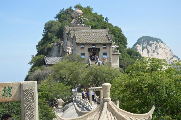 Hua-Shan-heilige-berg-china