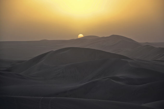 Huacachina-Sunset