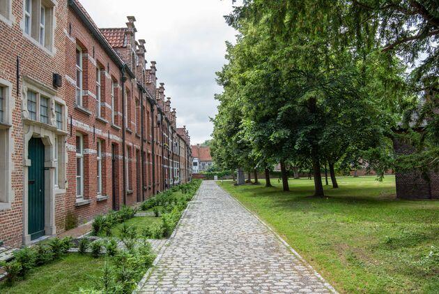 huisjes-begijnhof-dendermonde