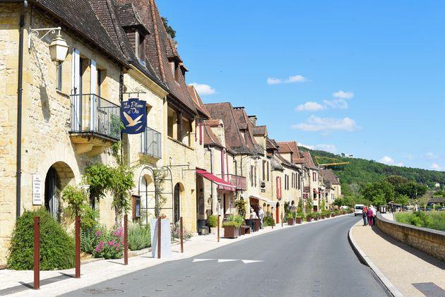 huizen-La-Roque-Gageac