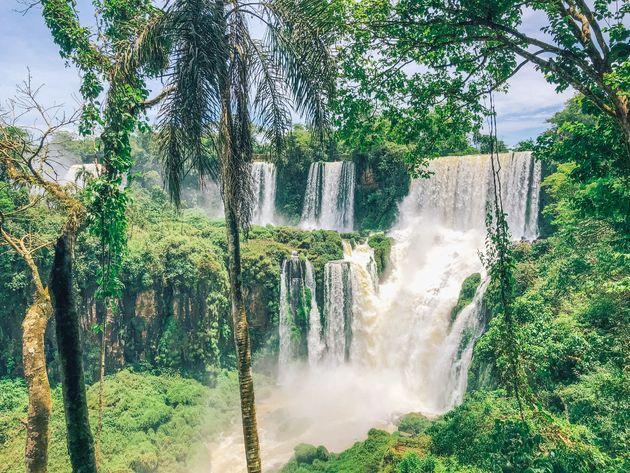 iguazu-watervallen