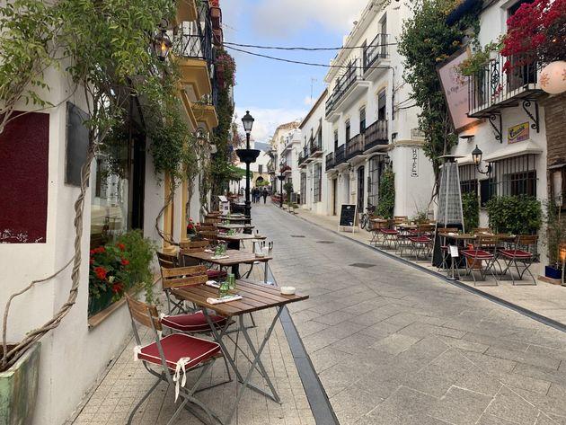Straten Marbella