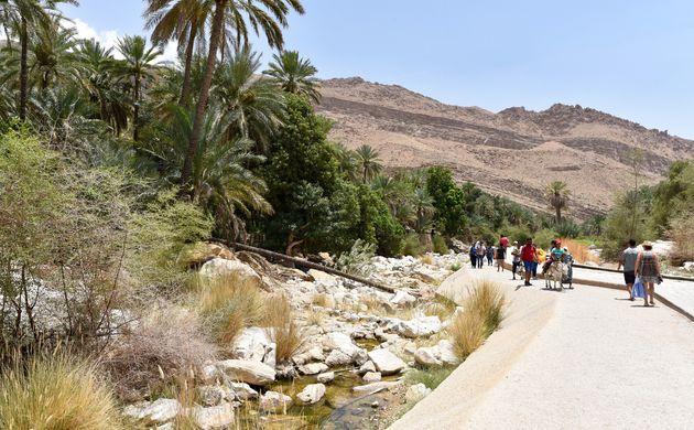ingang-wadi-bani-khalid