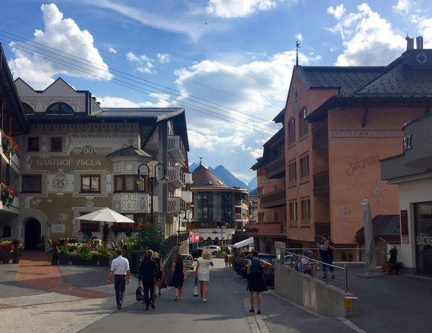 ischgl-dorp-zomer