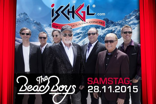 Ischgl winteropening met The Beach Boys
