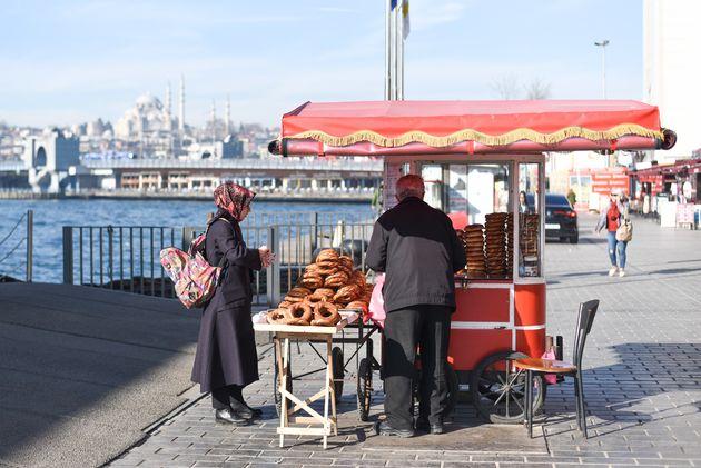 istanbul-straatverkopers